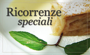 Ricorrenze speciali